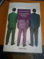 La Question finkler - Howard Jacobson