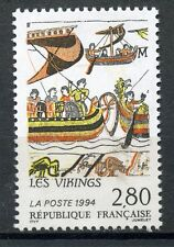 STAMP / TIMBRE FRANCE NEUF N° 2866 ** FRANCE SUEDE /  LES VIKINGS