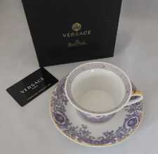 Rosenthal Versace Grand Divertissement Teetasse 2 tlg. Neu & Ovp Tasse