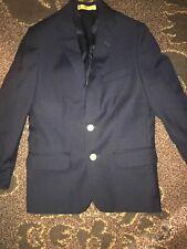 Boys Class Club Black Label Black Blazer Jacket Size 8