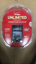 LG Optimus Zone VS410PP - 4GB - Black (Verizon) Smartphone-Read Description