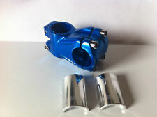 Blue Bicycle Alloy STEM 28.6 X 50mm X 31.8 Shim for 25.4mm MTB Road Bikes
