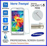SAMSUNG GALAXY S5 MINI Tempered Glass Vitre de protection d'écran VERRE TREMPE