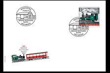 Zwitserland / Suisse - Postfris / MNH - FDC 125 years Brienz Rothorn Railway2017