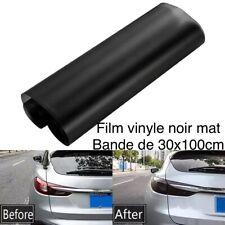 Film vinyl teinte phare voiture. Film Noir Mat Idéal Pour vos feux arrières !
