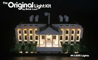 LED Lighting Kit for LEGO ® The White House Set 21006