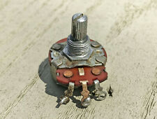 1974 / 1975 Fender USA Guitar Volume or Tone Pot / Control / potentiometer #2