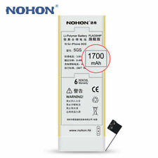 NOHON High Capacity 1700mAh Power Battery Replacement For Apple iPhone 5s