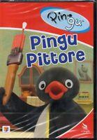 PINGU - PINGU PITTORE - DVD (NUOVO SIGILLATO)