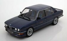 Otto Mobile 1981 BMW Alpina B7 S Turbo E21 Blue Metallic LE of 2000 1/18 New!