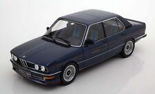 Otto Mobile 1981 BMW Alpina B7 S Turbo E21 Blue Metallic LE of 2000 1/18 New!