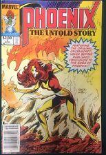 PHOENIX THE UNTOLD STORY #1 (1984) Marvel Comics VG