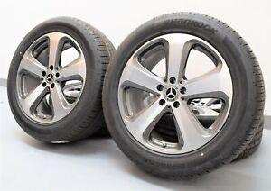 Original Mercedes GLC 19 Zoll Sommerräder X253 C253 GLC Coupe A2534011000 Felgen
