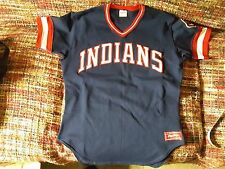 cleveland indians rawlings vintage jersey