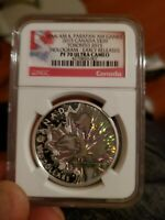 2015 S$20 Canada PAN AM & PARAPAN AM Games Toronto Maple Hologram ER NGC PF70 UC