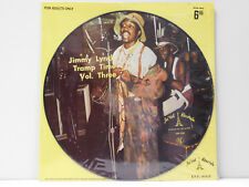 Jimmy Lynch LP (picture disc) Tramp Time Vol. 3 ~ La Val Records M Sealed