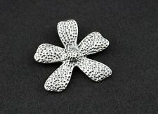 Silpada Sterling Silver Large Flower Pendant S1101