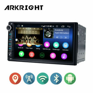 ARKRIGHT Android 8.1 7'' 2Din 4+64GB Support 4G Universal Car Multimedia Player