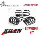 KILEN UP TO 50 MM FRONT REAR FULL LOWERING COIL SPRING KIT OE QUALITY 922488