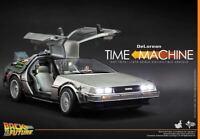 HOT TOYS 1/6 DeLorean Back To The Future BTTF Time Machine MMS260 Big Car Model