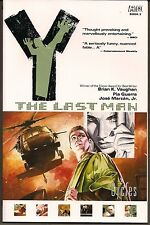 Y THE LAST MAN V2 CYCLES DC VERTIGO 2003 SOFTCOVER GN TPB COLLECT #6-10+ OOP NEW