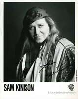 Sam Kinison JSA Coa Signed 8x10 Photo Autograph