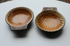 Beauceware Pottery # 2838 St Jacques shell coquille st jacques ceramic de Beauce