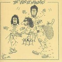 The Who : The Who By Numbers CD (1998) ***NEW*** FREE Shipping, Save £s