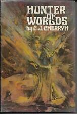 Hunter of Worlds by C. J. Cherryh. (1977)  BCE Hardback w/Jacket