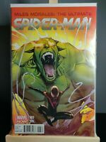 (2014) Miles Morales The Ultimate Spider-Man #3 1:25 Pichelli Variant Cover