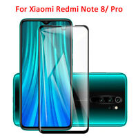 For Xiaomi Redmi Note 8 Pro Tempered Glass+Camera Lens Film Screen Protector-WI