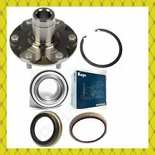 FOR FRONT WHEEL HUB & KOYO BEARING KITS TOYOTA 4RUNNER SEQUOIA TUNDRA 4WD ONLY