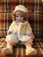 'Chenille' 14' Limited Edition Doll By Marie Osmond