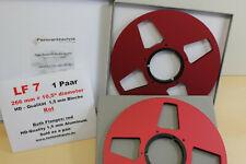 Tonbandspule/ Tape Reel NAB - 2erPack - f. Revox Studer Teac Art-Nr. LF7HD