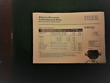 MIXER MAGNUM MM94P-27 18 GHz - microwave rf microonde