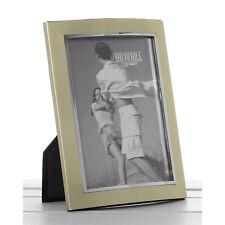"Gold Anodised Photo Frame 6x8"""