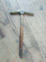 """Vintage 11"""" Tack Upholstery Fairmount 42H Hammer & Puller Magnetized End"""