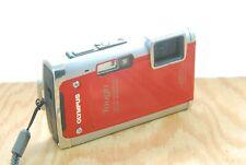 Olympus Tough TG-610 Digital Camera - Shockproof, Waterproof, 14MP, 5x Zoom, 8GB