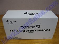 37083011 Genuine Kyocera Mita DC 6590 6595 8090 8095 Black Toner Cartridge