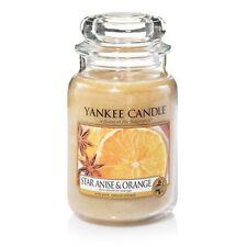 Yankee Candle Star Anise & Orange Large Jar