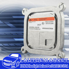 Xenon HID Headlight Ballast Controller For Ford F-150 Flex Edge Explorer Mustang