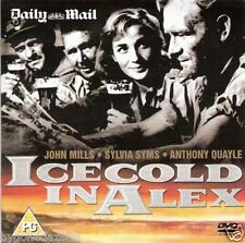 ICE COLD IN ALEX -- DAILY MAIL PROMO DVD FREE UK POST!!