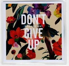 (EF458) Washed Out, Don't Give Up - 2013 DJ CD