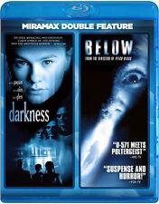 , Darkness / Below [Blu-ray], Blu-ray