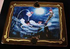Peter Pan Jumbo Framed Picture Le 500 Disney Pin
