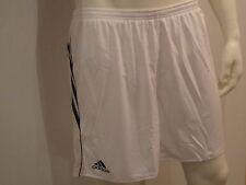 Adidas Allemagne Handball Short Blanc NOUVEAU & NEUF dans sa boîte [Taille XXL]