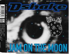 D-SHAKE - Jam on the moon CDM 4TR Techno Hardcore House 1992 Holland