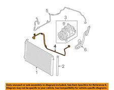 BMW OEM 07-13 335i-A/C AC Hose Line Pipe 64539239768