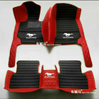 Fit For 1999-2021 Ford-Mustang luxury custom waterproof floor mats