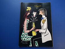 DDR Kult Zeitschrift das Magazin Werbung Erotik Literatur  1/1977 top Zust.Akt